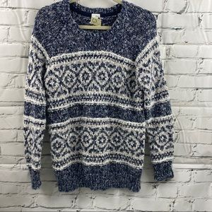 Garage thick and super soft sweater